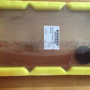 Vetro per stufa E920 - P960 RG07010030 Effetto fuoco - Ricambi per stufe a pellet e legna Piazzetta e Superior