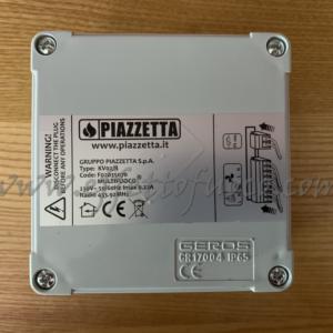 scatola radiocomando centralina Effetto fuoco - Ricambi per stufe a pellet e legna Piazzetta e Superior