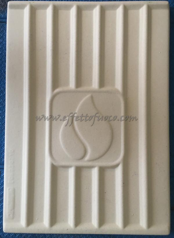 aluker - Schienale HT - sfufa a pellet - Effetto fuoco - Ricambi per stufe a pellet e legna Piazzetta e Superior