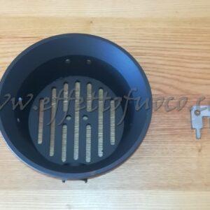 Braciere MP973 Effetto fuoco - Ricambi per stufe a pellet e legna Piazzetta e Superior