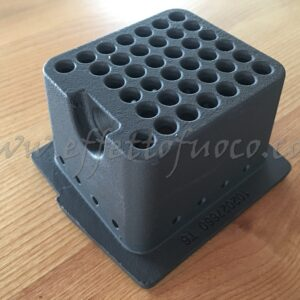 Braciere SP10 Effetto fuoco - Ricambi per stufe a pellet e legna Piazzetta e Superior