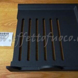 piano fuoco dx E65 58 Effetto fuoco - Ricambi per stufe a pellet e legna Piazzetta e Superior