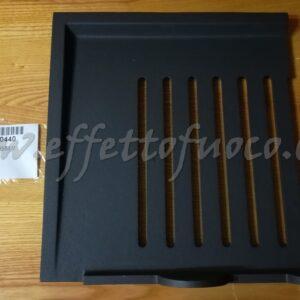 piano fuoco sx E65 58 Effetto fuoco - Ricambi per stufe a pellet e legna Piazzetta e Superior
