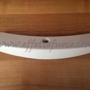 maiolica Sonia bianco - sfufa a pellet - Effetto fuoco - Ricambi per stufe a pellet e legna Piazzetta e Superior
