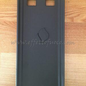 deflettore posteriore SP120 stufe a pellet - Effetto fuoco - Ricambi per stufe a pellet e legna Piazzetta e Superior