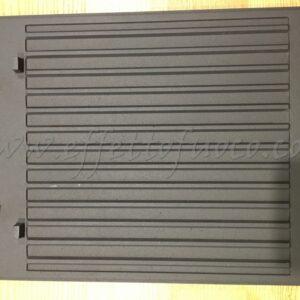 deflettore laterale S45 - sfufa a legna - Effetto fuoco - Ricambi per stufe a pellet e legna Piazzetta e Superior