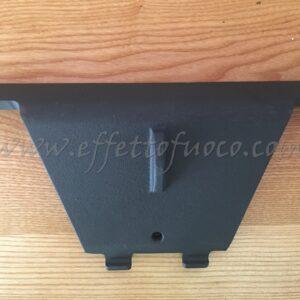 deflettore superiore SP120 stufe a pellet - Effetto fuoco - Ricambi per stufe a pellet e legna Piazzetta e Superior